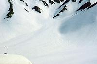 富山県 残雪の立山