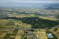 虎御前山より琵琶湖