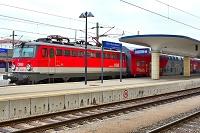 オーストリア ウィーン西駅