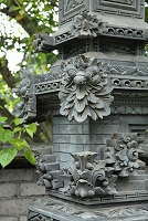 インドネシア バリ島 ヒンズー教の寺院