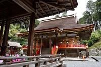 滋賀県 日吉大社 東本宮本殿