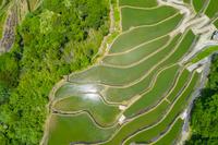 長崎県 平戸の聖地と集落(春日集落と安満岳)