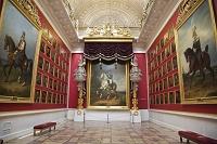ロシア エルミタージュ美術館 冬の宮 1812戦争の間