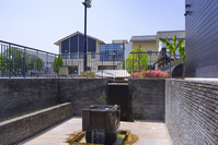 岐阜県 大垣市 奥の細道むすびの地記念館 むすびの泉