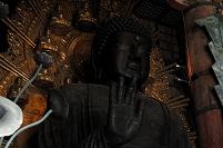 奈良県  東大寺 大仏殿 大仏