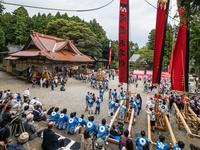 石川県 お熊甲祭