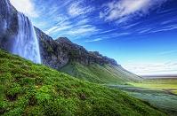 アイスランド セリャランスフォス