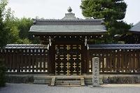 京都府 第90代亀山天皇 亀山陵
