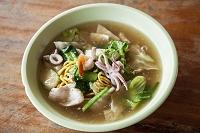 タイ料理 シーフードスープ