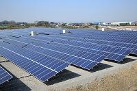 千葉県 太陽光発電 メガソーラ-