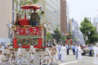 京都府 祇園祭山鉾巡行(前祭)
