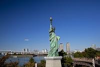東京都 自由の女神像