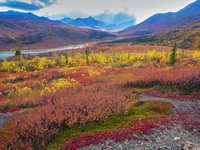 カナダ トゥームストーン準州立公園