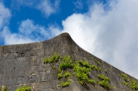 沖縄県 首里城の城壁