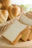 ロールパンと食パン