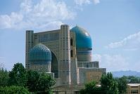 ウズベキスタン ビービー・ハーヌム・モスク