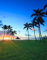 ハワイ クアロアビーチパーク