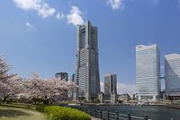横浜市 ランドマークタワー みなとみらい地区