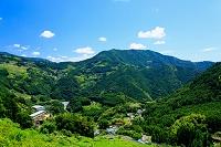 高知県 山あいの集落