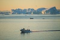 グリーンランドの風景