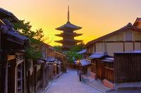 京都府 八坂の塔