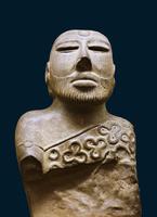 パキスタン・イスラム共和国 ラホール博物館 KING PRIEST モ...