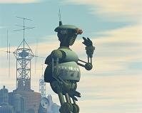 ロボット アンテナ