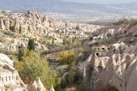 ギョレメ国立公園 カッパドキア トルコ