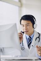 日本人医師の遠隔医療