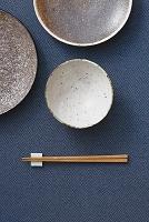 箸と和食器