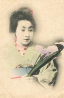 明治~大正初期 日本人女性の肖像