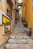 イタリア シチリア島 タオルミーナ