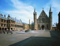 オランダ・ハーグ 騎士の館(国会議事堂)