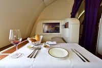 タイ国際航空 ファーストクラス 機内食