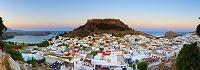 ギリシャ ロドス島 リンドス