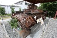 静岡県 富士宮市 九七式戦車