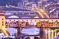 イタリア ヴェッキオ橋