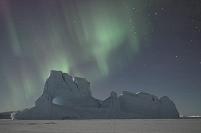 南極 オーロラ