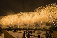 新潟県 長岡の花火大会