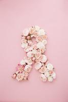 乳がん啓発リボンイメージ