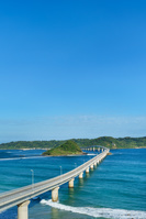 中国 山口県 角島大橋
