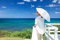 日本海 女子旅