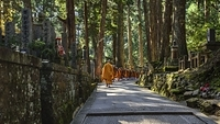和歌山県 高野山 奥の院