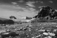 南極の風景