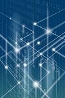 二進法とネットワーク CG