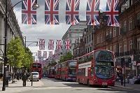 イギリス ロンドン オックスフォード・ストリート