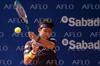テニス:バルセロナ・オープン