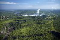 ザンビア ヴィクトリアの滝
