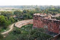 インド アーグラ城塞