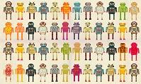 様々なロボット